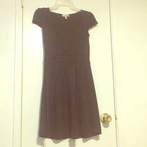 Black vintage-style dress